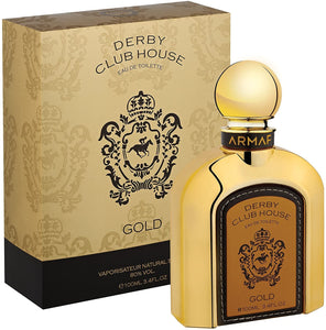 Armaf Derby Club House Gold 100ML EDT Spray (M)
