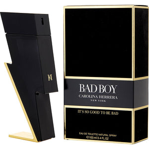 Carolina Herrera Bad Boy 100ML EDT Spray (M)