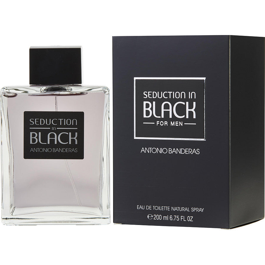 Antonio Banderas Black Seduction 200ML EDT Spray (M)
