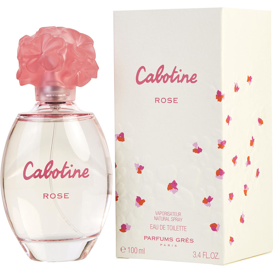 Cabotine Rose 100ML EDT Spray (W)