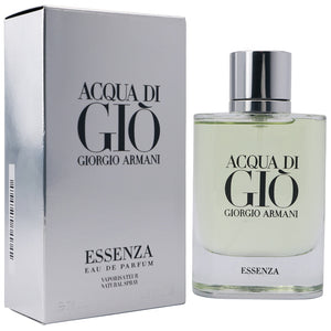 Giorgio Armani Acqua Di Gio Essenza (No Cellophane) 75ML EDP Spray (M)
