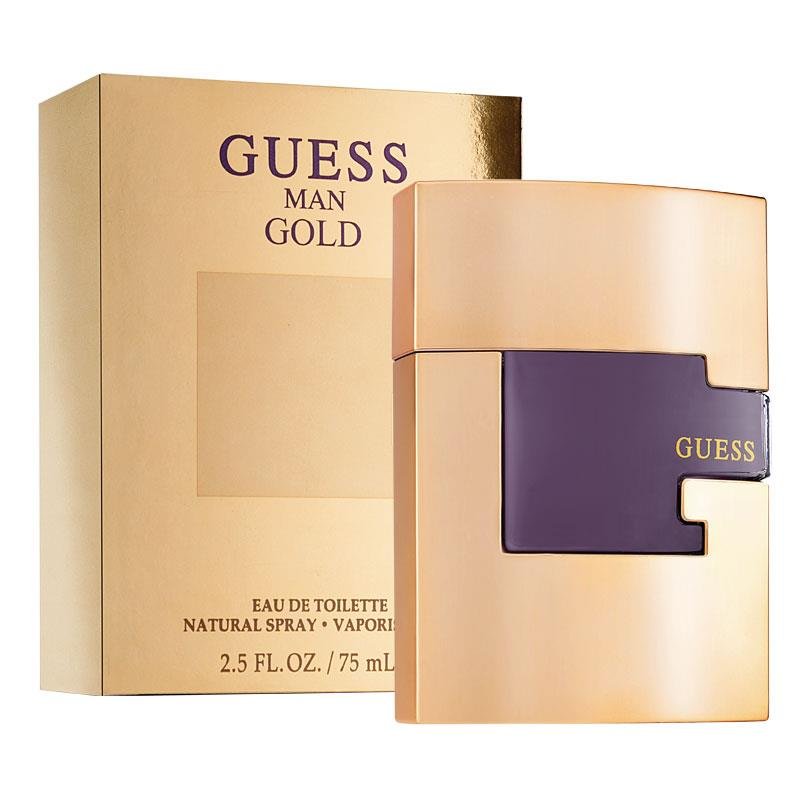 Guess Man Gold 75ML EDT Spray (M)