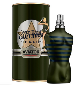 Jean Paul Gaultier Le Male Aviator 125ML EDT Spray (M)