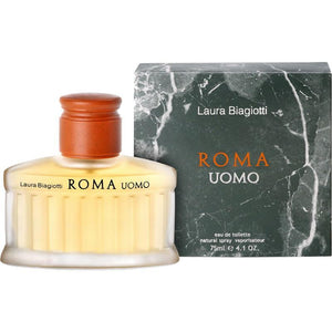 Laura Biagiotti Roma Uomo 125ML EDT Spray (M)