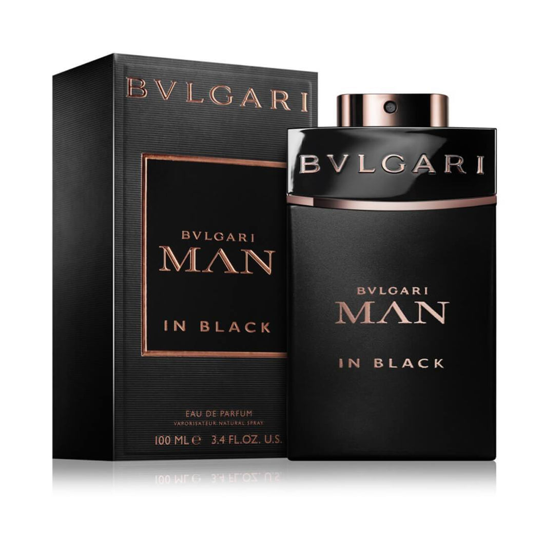 Bvlgari Man In Black 100ML EDP Spray (M)