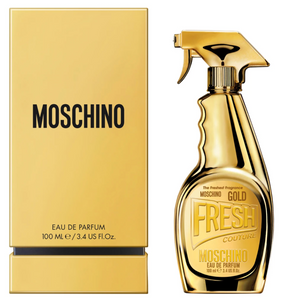 Moschino Fresh Gold 100ML EDP Spray (W)