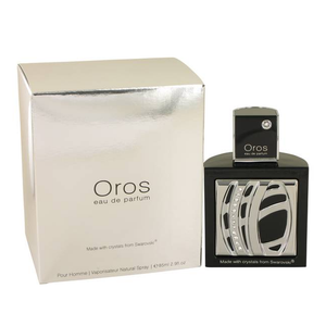 Armaf Oros Pour Homme (Made With Crystals From Swarovski) 85ML EDP Spray (M)