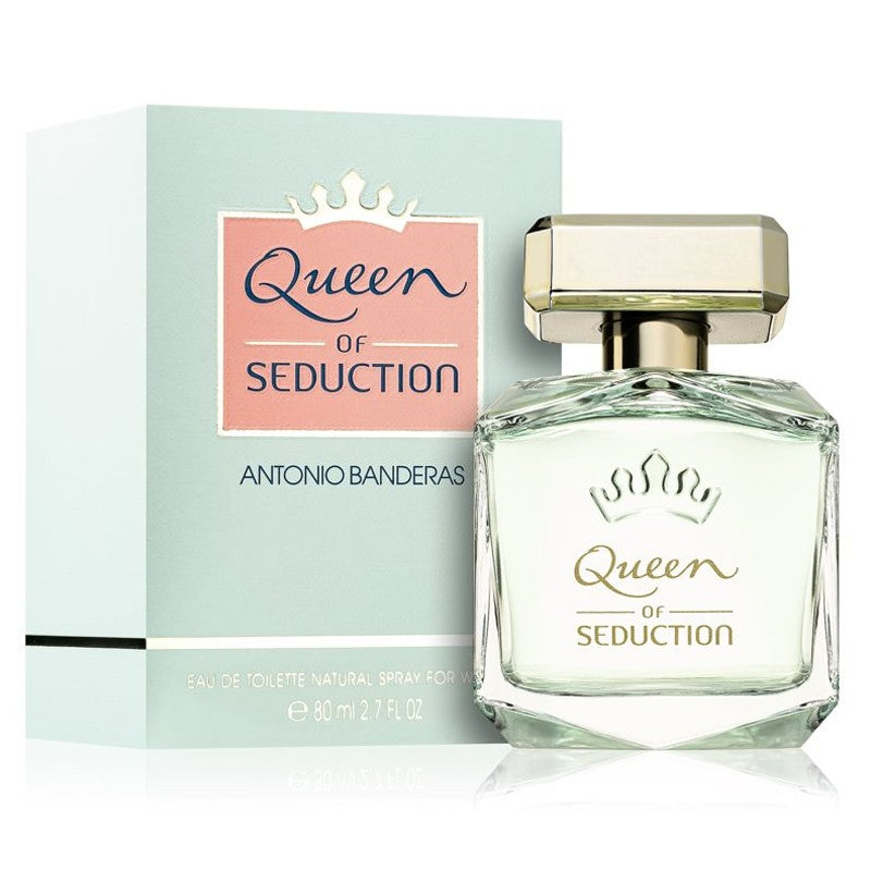 Antonio Banderas Queen Of Seduction 80ML EDT Spray (W)