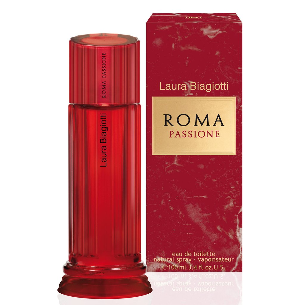 Laura Biagiotti Roma Passione 100ML EDT Spray (W)