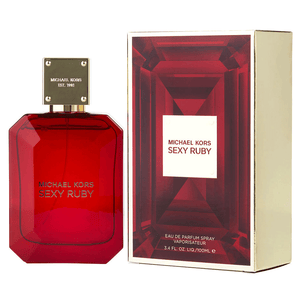 Michael Kors Sexy Ruby 100ML EDP Spray (W)