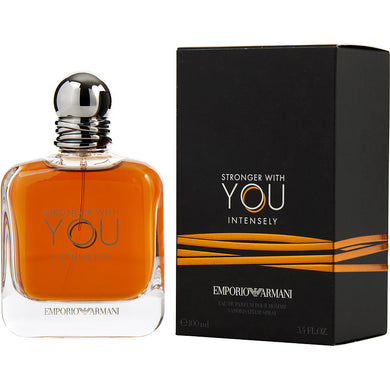 Emporio Armani Stronger With You Intensely 100ML EDP Spray (M)