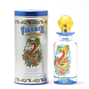Ed Hardy Villain 125ML EDT Spray (M)