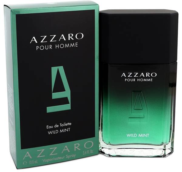 Azzaro Wild Mint 100ML EDT Spray (M)