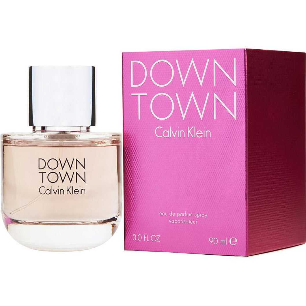 Calvin Klein Ck Down Town 90Ml Edp Spray (W)