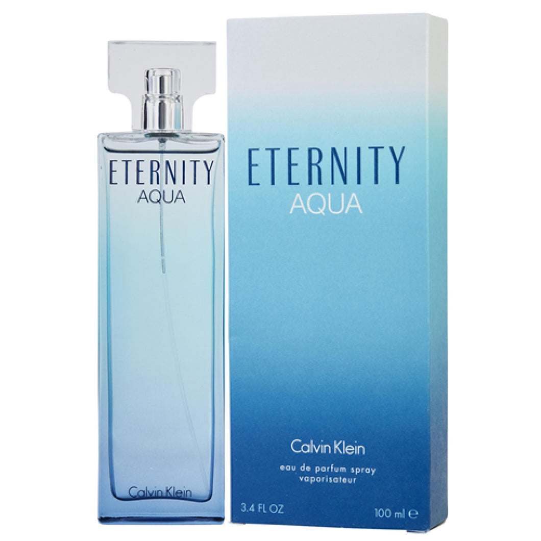 Calvin Klein Ck Eternity Aqua 100Ml Edt Spray (W)