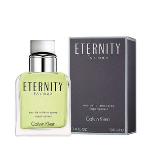 Calvin Klein Ck Eternity Edt Spray (M)
