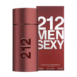 Carolina Herrera 212 Sexy Men 100Ml Edt Spray (M)