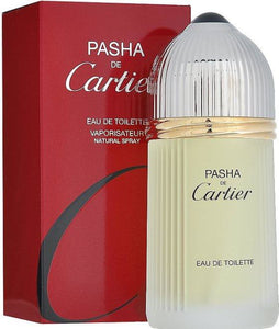 Cartier Pasha De 100Ml Edt Spray (M)