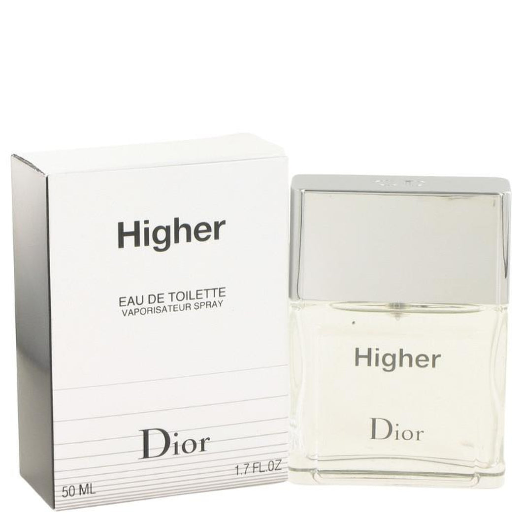 Christian Dior Higher 50Ml Edt Spray (M)