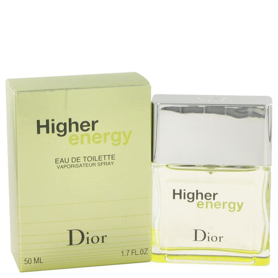Christian Dior Higher Energy 50Ml Edt Spray (M)