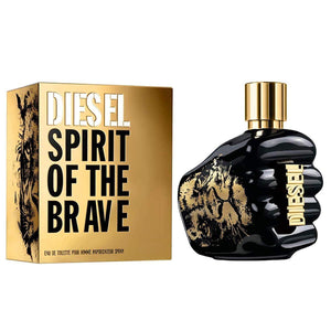 Diesel Spirit Of The Brave 125Ml Edt Spray (M)