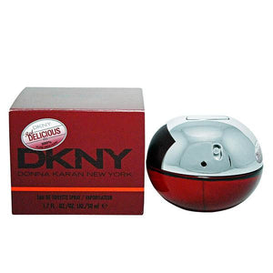 Dkny Be Delicious Red 50Ml Edt Spray (M)