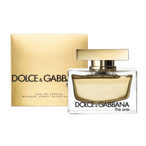 Dolce & Gabbana The One 75Ml Edp Spray (W)