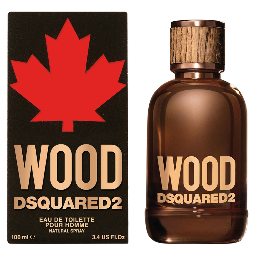 Dsquared2 Wood 100Ml Edt Spray (M)