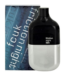 Fcuk Friction Night Him 100Ml Edt Spray (M)
