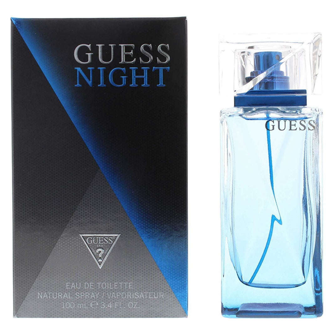 Guess Night 100Ml Edt Spray (M)