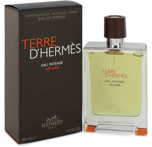 Hermes Terre Vetiver Intense 100Ml Edp Spray (M)