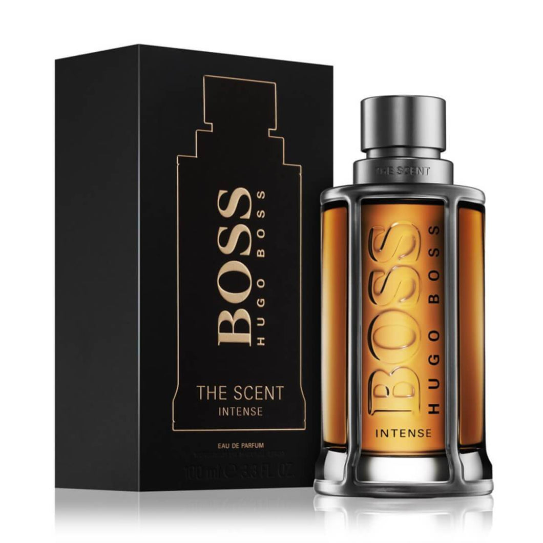 Hugo Boss The Scent Intense 100Ml Edp Spray (M)