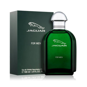 Jaguar Classic Green 100Ml Edt Spray (M)