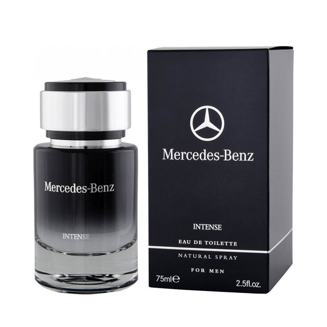 Mercedes Benz Intense 75Ml Edt Spray (M)