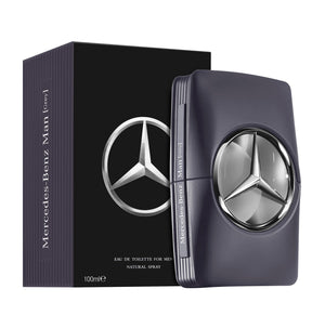 Mercedez Benz Man Grey 100Ml Edt Spray (M)