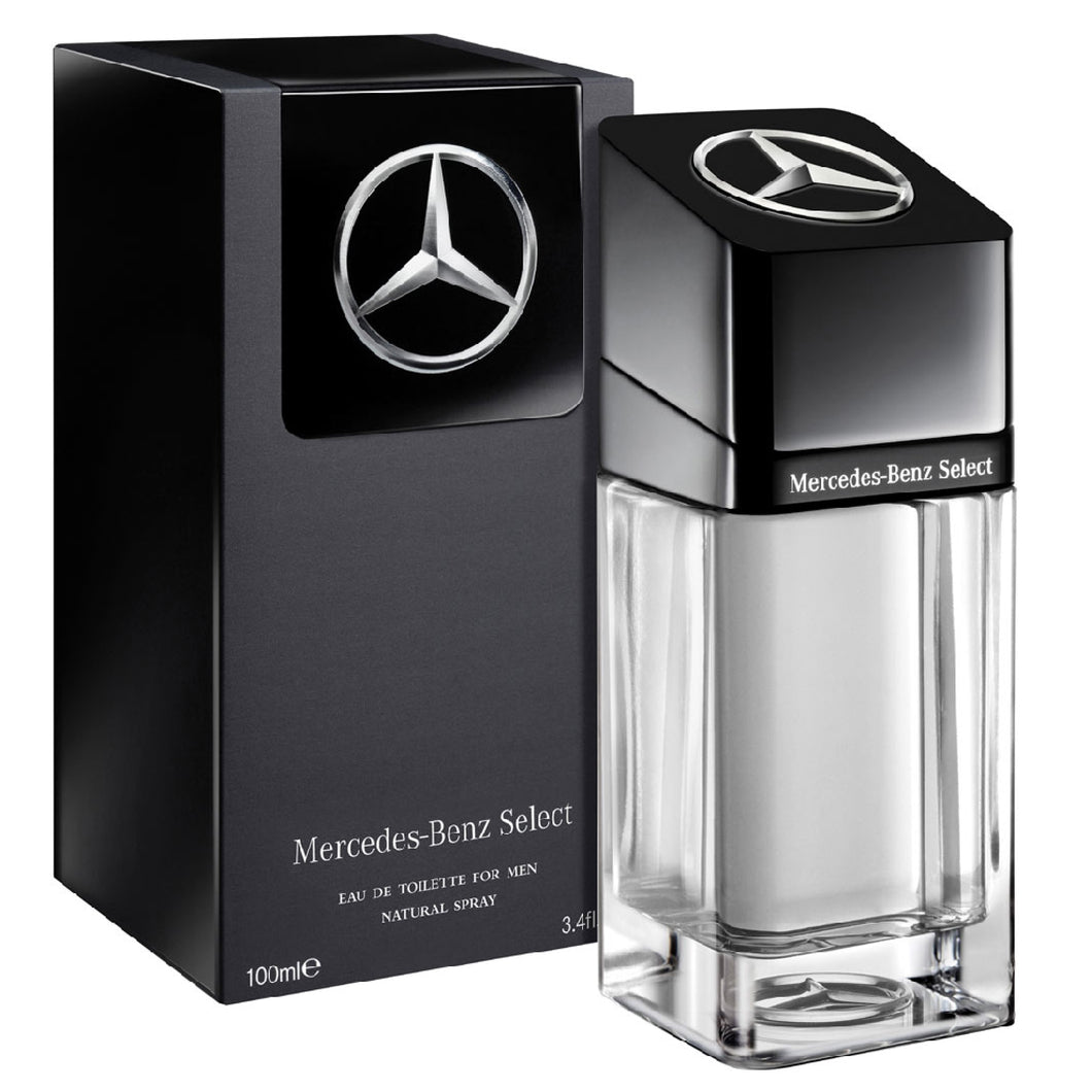 Mercedes Benz Select 100Ml Edt Spray (M)