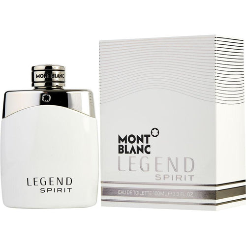 Mont Blanc Legend Spirit 100Ml Edt Spray (M)