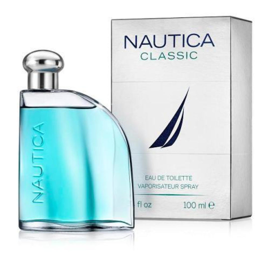 Nautica Classic 100Ml Edt Spray (M)