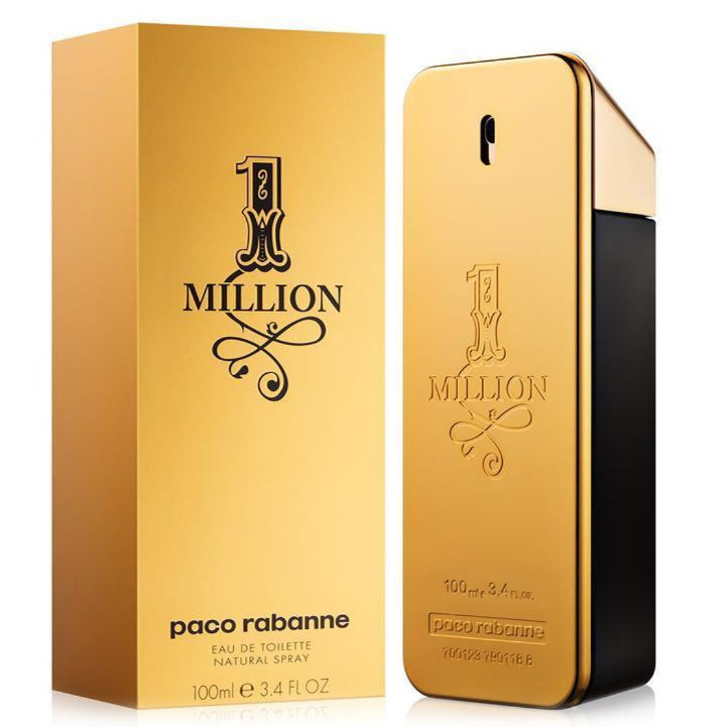 Paco Rabanne 1 Million Edt Spray (M)