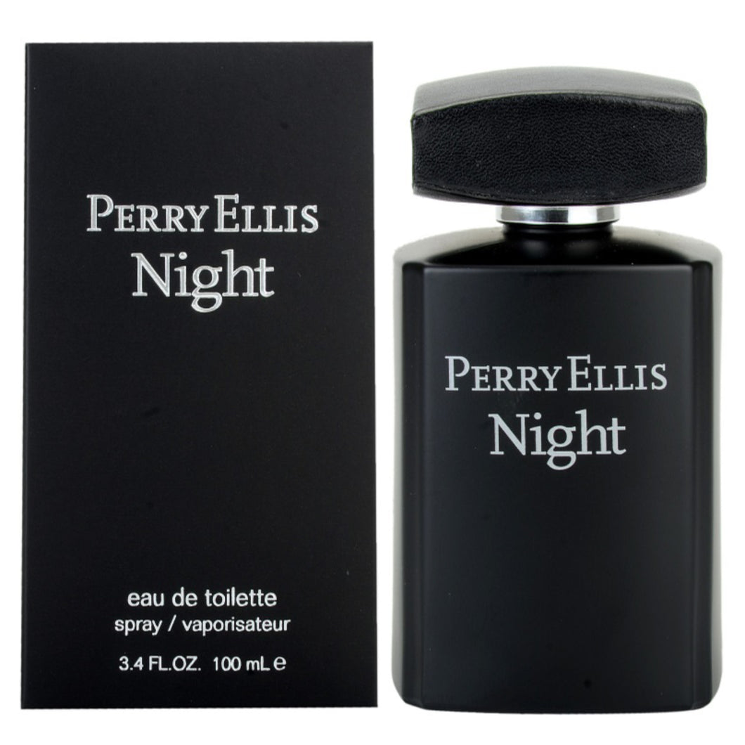 Perry Ellis Night 100Ml Edt Spray (M)