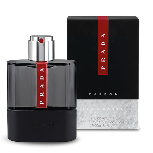 Prada Luna Rossa Carbon 100Ml Edt Spray (M)