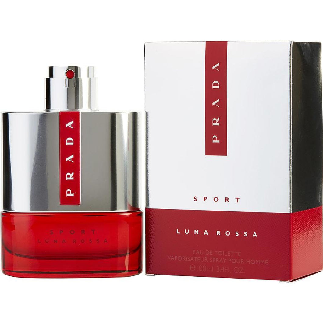 Prada Luna Rossa Sport 100Ml Edt Spray (M)