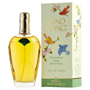 Prince Matchabelli Wing Song 76.8Ml Edc Spray (W)