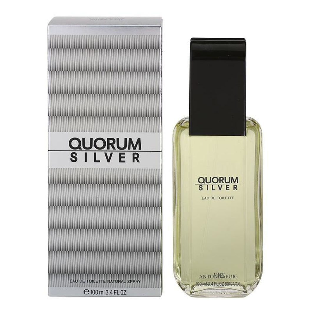 Quorum Silver 100Ml Edt Spray (M)
