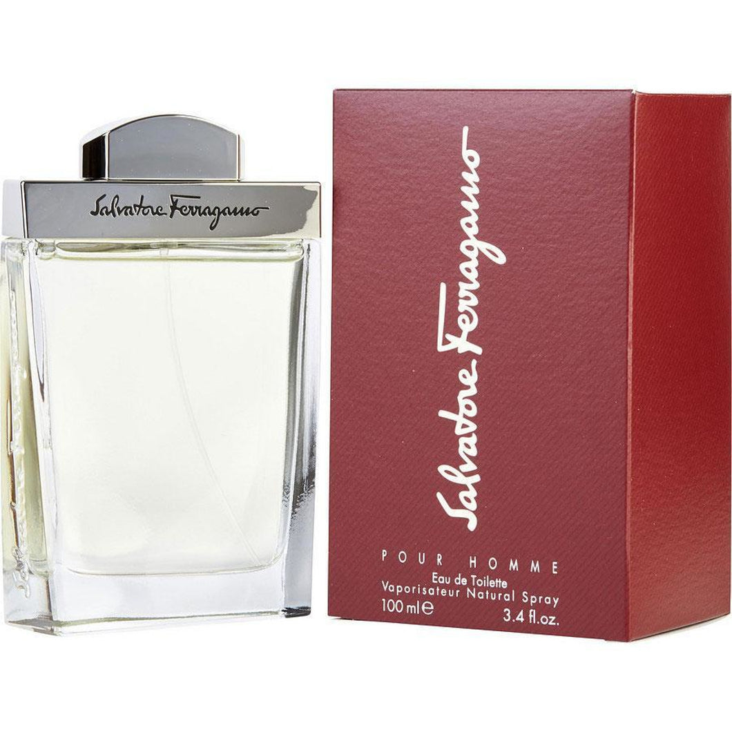Salvatore Ferragamo Pour Homme 100Ml Edt Spray (M)