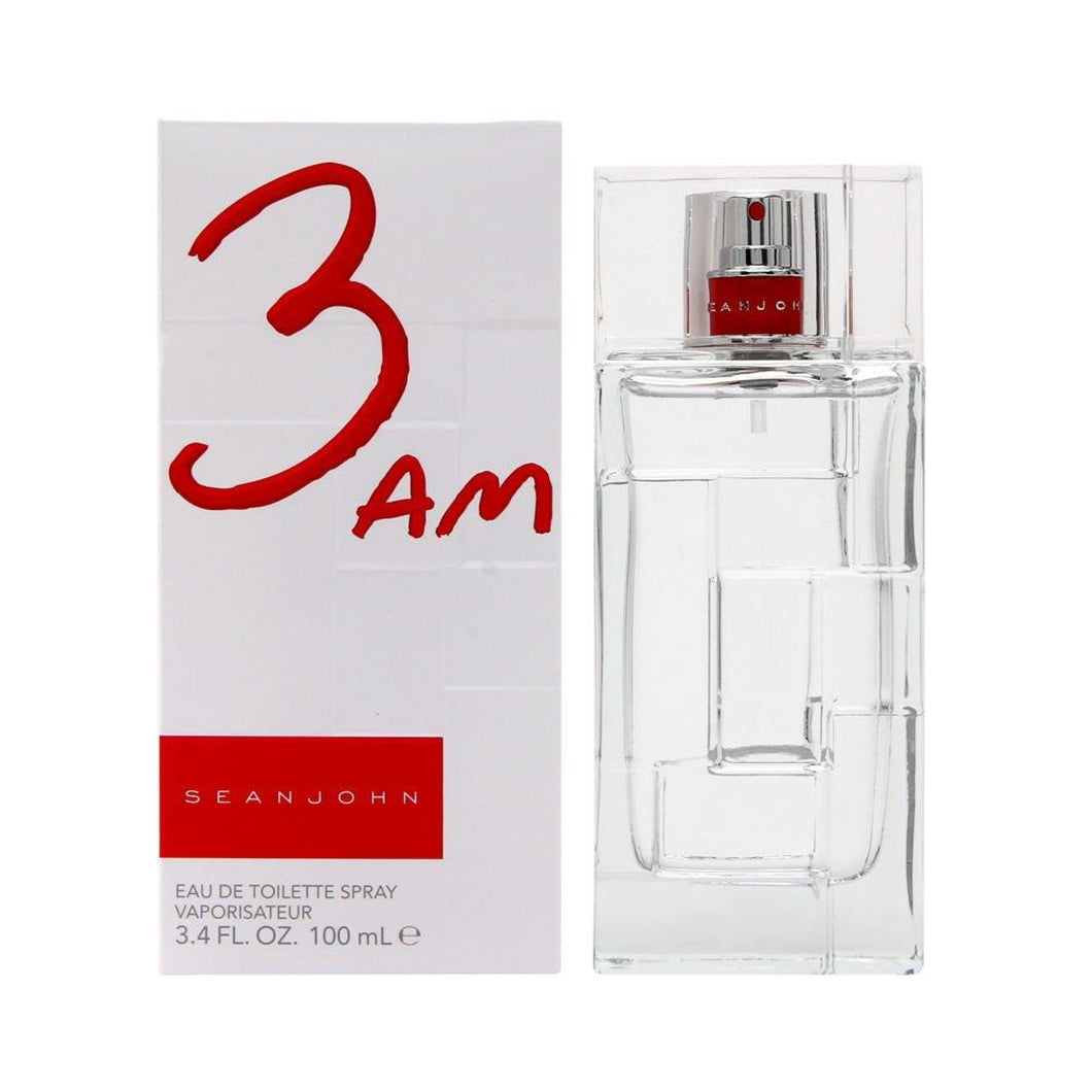 Sean John 3 Am 100Ml Edt Spray (M)