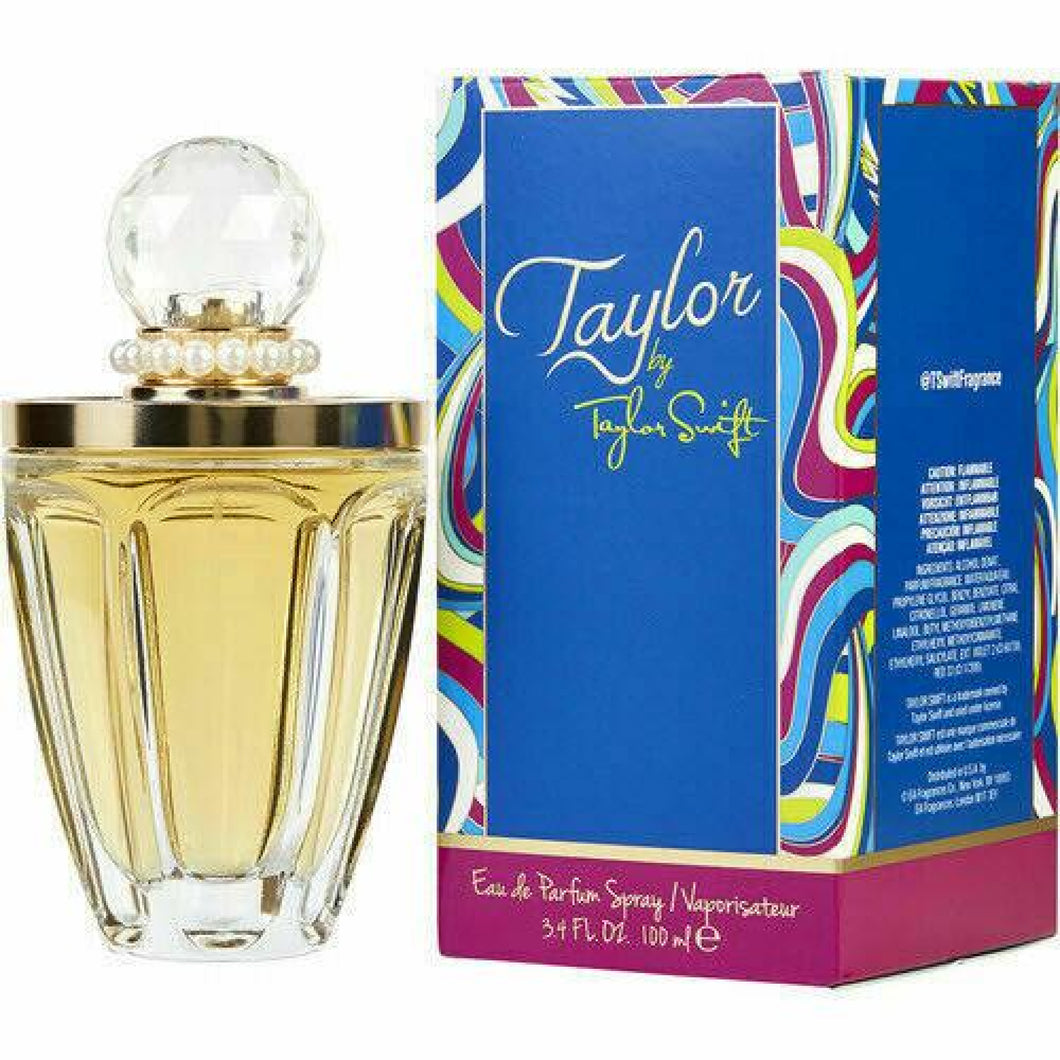 Taylor By Swift 100Ml Edp Spray (W)