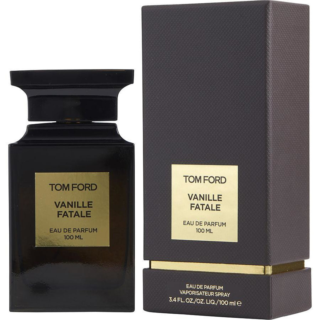 Tom Ford Vanille Fatale 100Ml Edp Spray (W)(M)