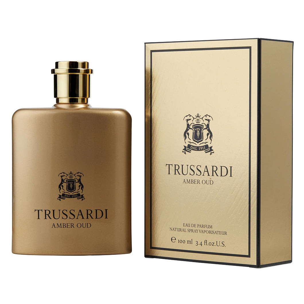 Trussardi Amber Oud 100Ml Edp Spray (M)