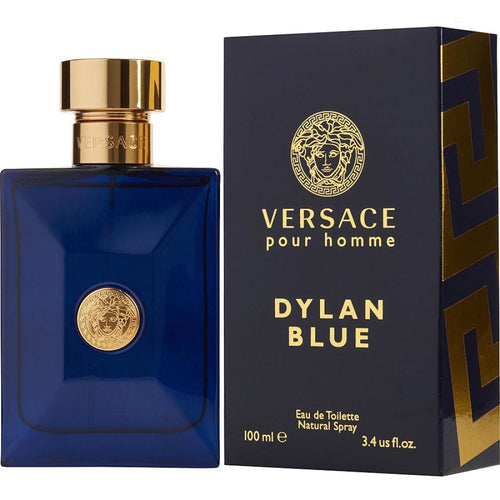 Versace Dylan Blue Edt Spray (M)